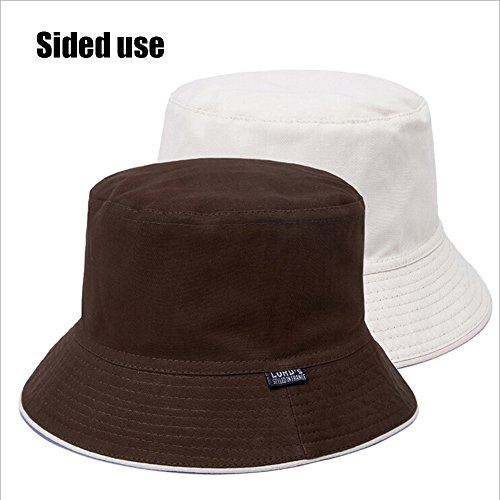 Outdoor Research Women and men Sombriolet Bucket Hat UPF 50+ Maximum Sun Protection Double-sided outdoor hat Cotton and Breathable (Brown)