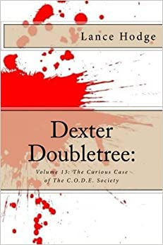 Book Dexter Doubletree: The Curious Case of The C.O.D.E. Society