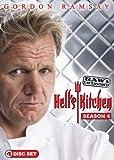 Hell's Kitchen: Season 4 Raw & Uncensored (4 disc)