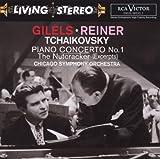 Tchaikovsky: Piano Concerto No. 1 / Nutcracker (ballet suite) excerpts ~ Gilels / Reiner
