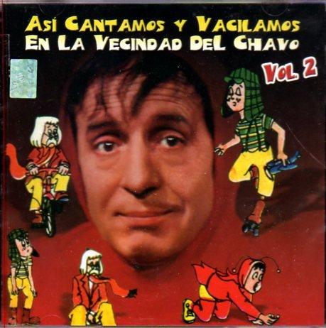 amos En La Vecindad Del Chavo - Vol. 2 ()