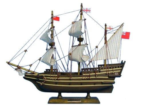 "Hampton Nautical  Mayflower Tall Ship, 14"" from Hampton Nautical"
