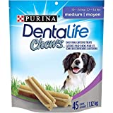 DentaLife Chews Medium Breed Dental Dog Treats - 45 ct Pouch