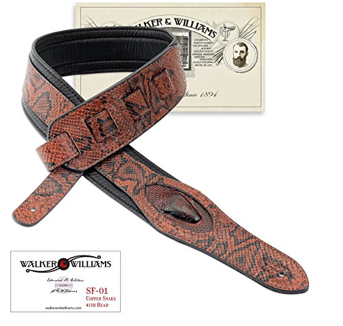 Walker Williams Copperhead Snakeskin Snakehead product image