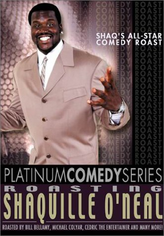 Platinum Comedy Series: Roasting Shaquille O'Neal (The Steve Harvey Show Dvd)