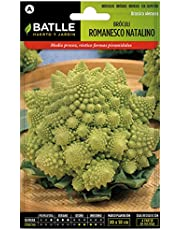 Semillas Hortícolas - Bróculi Romanesco Natalino - Batlle