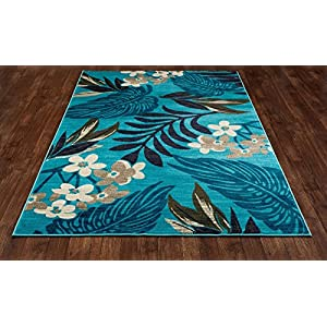 51D1GC%2BIadL._SS300_ Best Tropical Area Rugs