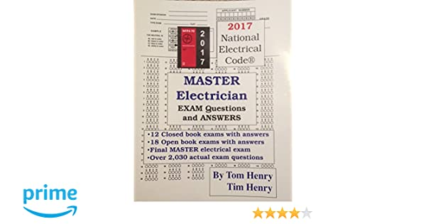 2017 master exam questions and answers by tom henry tom henry tim
