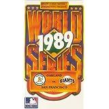 Mlb: 1989 World Series - Oakland Vs San Francisco
