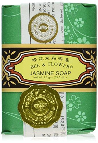 Jasmine Bar Soap - Bee & Flower 12 Pack, Jasmine