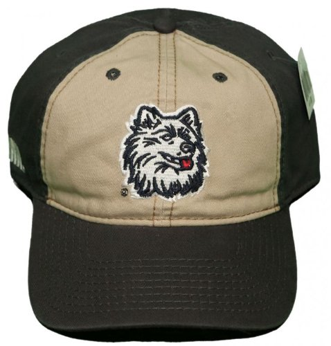 (NEW!! Connecticut Huskies Adjustable Back Hat Embroidered Cap - UCONN)