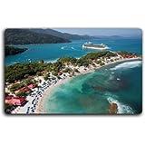 350620-labadee-haiti tourist souvenir Furniture & Decorations magnet fridge magnets