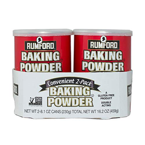 (Rumford Baking Powder, 8.1 Ounce, 2 Count )