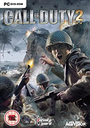 CALL OF DUTY 2 PC DVD