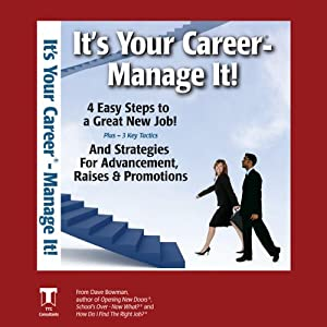 It's Your Career - Manage It! Audiobook