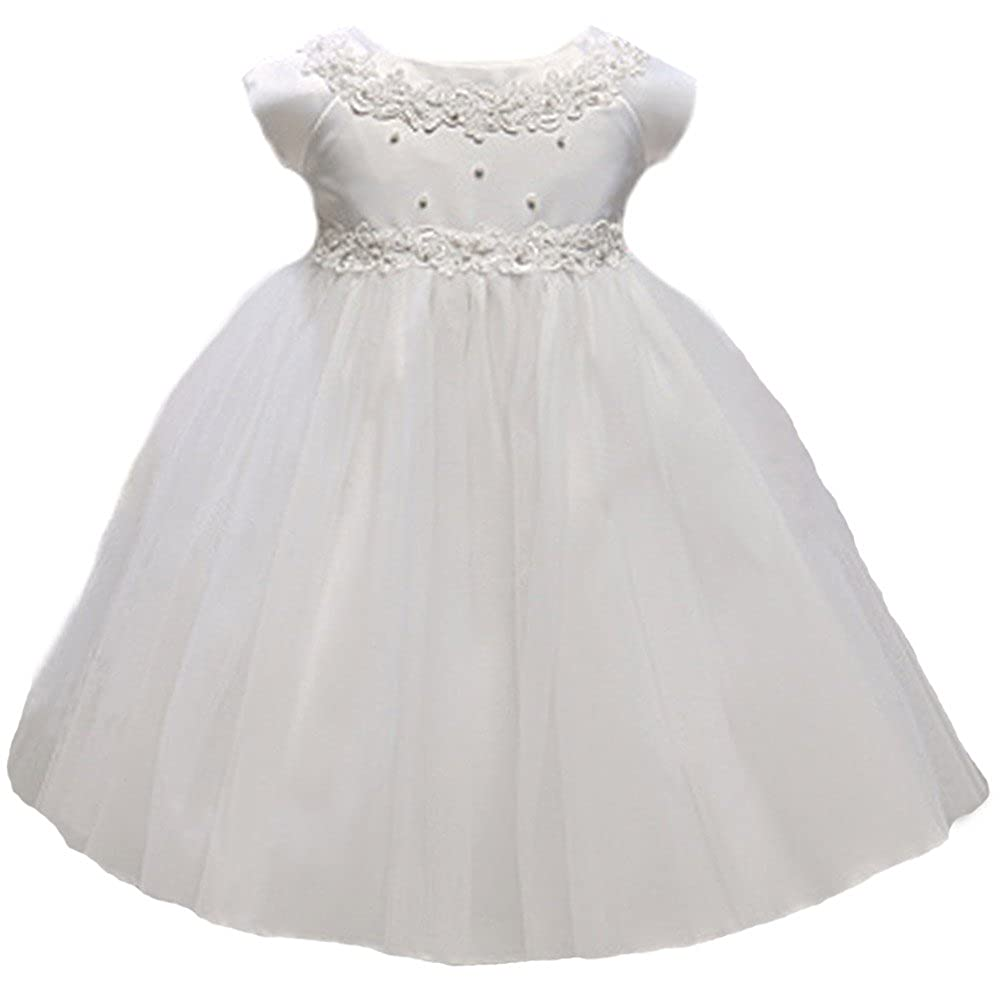 Amazon kid collection baby girls princess tulle flower girl amazon kid collection baby girls princess tulle flower girl dress clothing izmirmasajfo Image collections