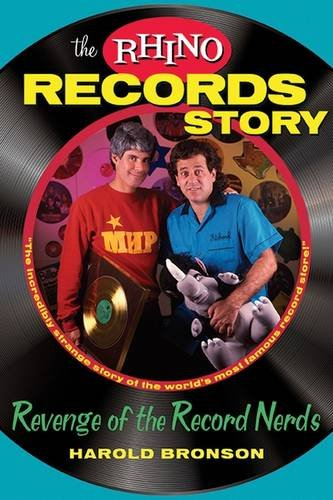 Download The Rhino Records Story: The Revenge of the Music Nerds PDF