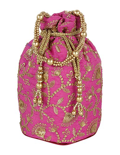 Purse Collection Indian Traditional Designer Potli For Women's by Purse Collection