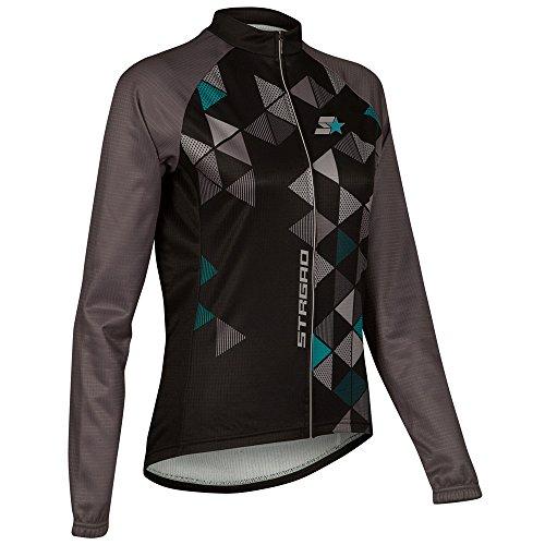 Mengliya MLY Women's Cycling Long Sleeve Winter Thermal Fleece Jacket Mountain Bike Wear