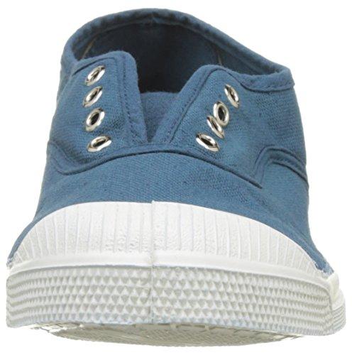 Bensimon Tennis Elly Femme, Zapatillas de Deporte de lona Mujer Azul (Canard)