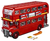 Image of LEGO Creator Expert London Bus 10258 Building Kit (1686 Piece)