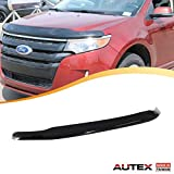 AUTEX Hood Shields Bug Deflector Fits for 2011 2012 2013 2014 Ford Edge Hood Protector Deflector