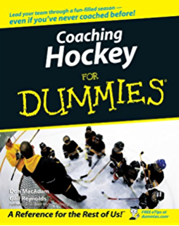 What is your favourite hockey book?