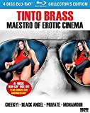 Tinto Brass: Maestro Of Erotic Cinema (4 Disc Blu-Ray Box Set+DVD) by Anna Galiena