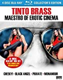 Tinto Brass: Maestro Of Erotica Cinema (4 Disc Blu-Ray Box Set+DVD) by Cult Epics