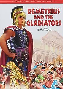 Demetrius and the Gladiators (Widescreen) (Bilingual)
