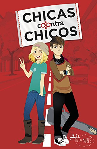 Chicas contras chicos (Chicas contra Chicos 1) (Spanish Edition) by [Ali