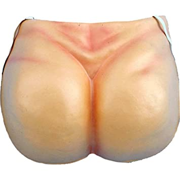 a3b02c649 Image Unavailable. Image not available for. Color  Forum Novelties Fake  Butt Foam Buttocks