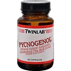 Pycnogenol 50mg Twinlab, Inc 60 Caps by Twinlab, Inc