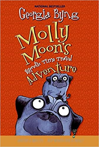 Molly Moon S Hypnotic Time Travel Adventure Byng Georgia 9780060750343 Books