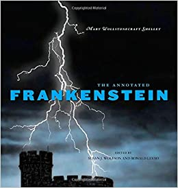 Image result for annotated frankenstein