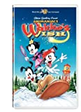 Animaniacs: Wakkos Wish [VHS]