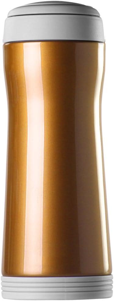 Timolino Deluxe Fusion Vacuum Mug (Citrus Orange)