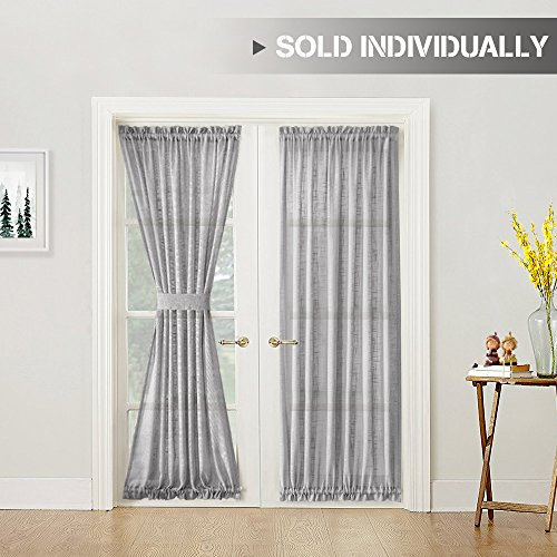 curtains for doors panels - 4