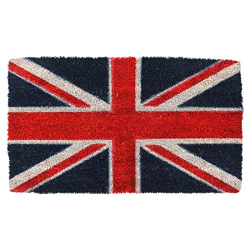 Union Jack Door Mat (Union Jack Shower Curtain compare prices)