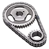 Edelbrock 7812 Performer-Link Timing Chain and Gear Set
