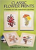 Classic Flower Prints, , 048627280X
