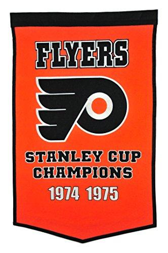 (Winning Streak NHL Philadelphia Flyers Dynasty Banner)