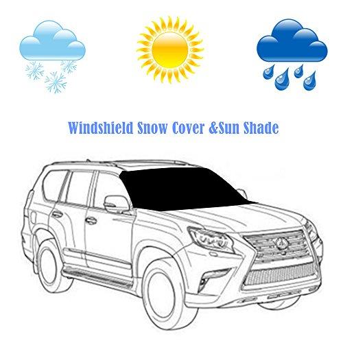 01 Windshield Sun Shade - 8