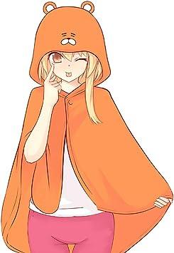 futurecos Futrecos Himouto Umaru Chan Doma Umaru Cosplay Accesorios Anime UMR Throw Almohadas de Peluche Almohada de Juguete