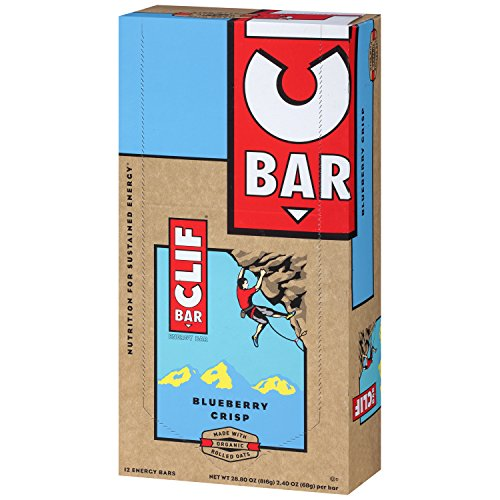 CLIF BAR Blueberry 2 4 Ounce Protein
