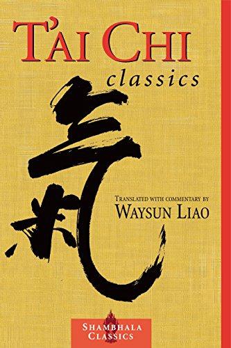 T'ai Chi Classics (Shambhala Classics) cover