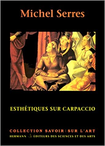 Télécharger en ligne Esthétiques sur Carpaccio epub, pdf