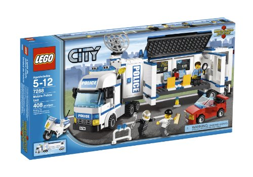 LEGO Mobile Police Unit 7288 - City Action Station Police
