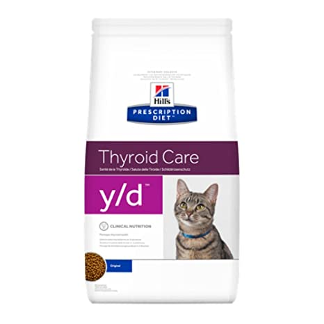 Hills ID Feline y/d PD - Prescription Diet dietas para gatos