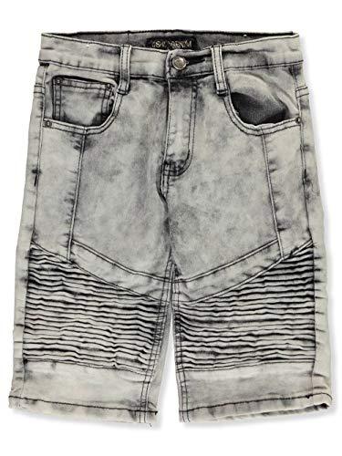 GS-115 Big Boys' Shorts - Black, 10